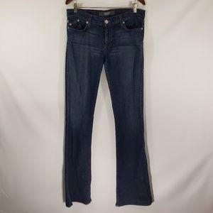 Rock & Republic // Kasandra Dk Wash Bootcut Jeans